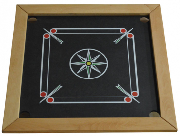 Carrom black, junior